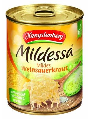 Hengstenberg Mildessa Weinsauerkraut (770g)