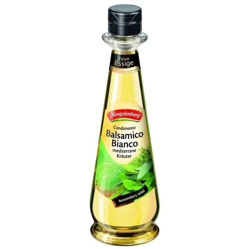 Hengstenberg Condimento Balsamico Bianco Kräuter (250ml)