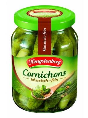 Hengstenberg Cornichons (370ml)