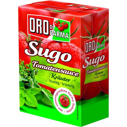 Hengstenberg Tomaten Sugo Kräuter (400g)