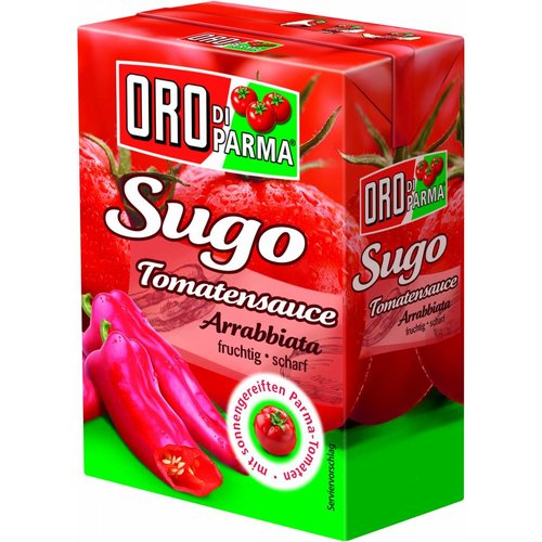 Hengstenberg Tomaten Sugo arabiata (400g)
