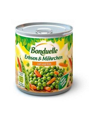 Bonduelle Erbsen & Möhrchen zart und fein (200g)