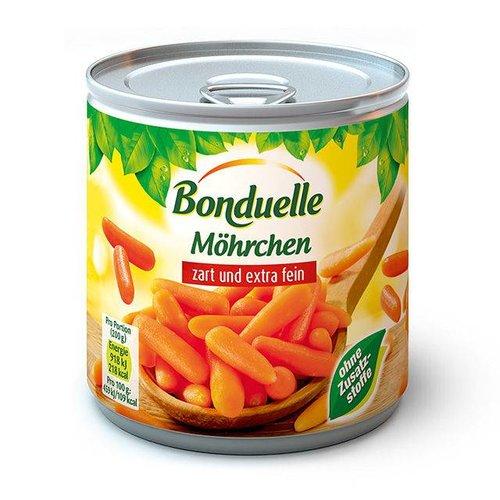 Bonduelle Möhrchen zart & extra fein (400g)