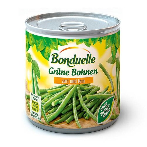 Bonduelle Bohnen grün zart & fein (400g)