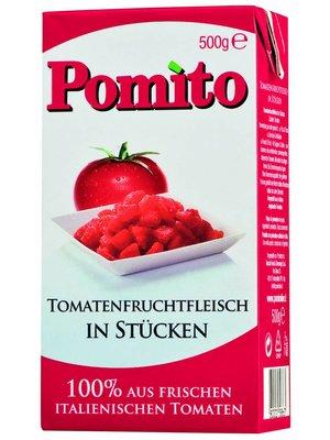 Pomito Tomaten stückig (500g)