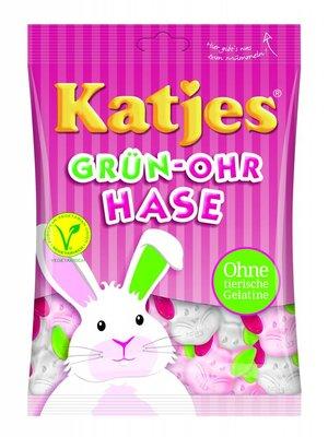 Katjes Grün-Ohr Hase (200g)