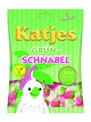 Katjes Grün-Schnabel (200g)