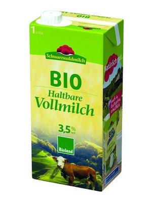 SWM Bio H-Vollmilch 3,5% (1l)