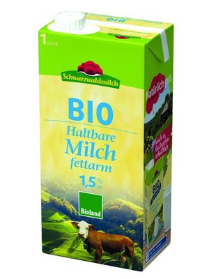 SWM Bio H-fettarme Milch 1,5% (1l)