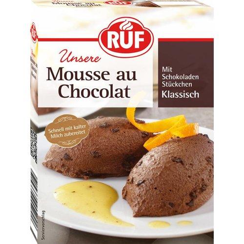 Ruf Mousse au Chocolat (100g)
