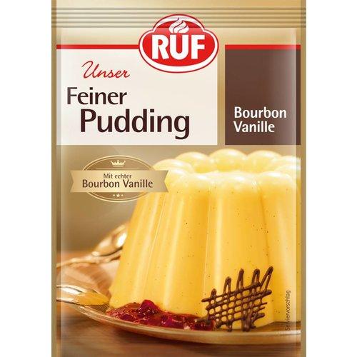 Ruf Bourbon Vanillepudding (3x38g)