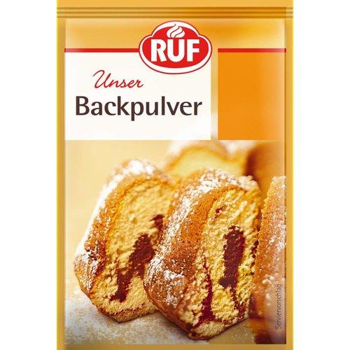 Ruf Backpulver (6x15g)