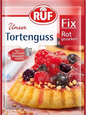 Ruf Tortenguss rot (3x12g)