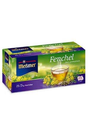 Meßmer Fenchel 25er (75g)