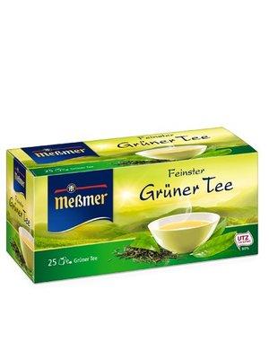 Meßmer Grüner Tee 25er (43,75g)