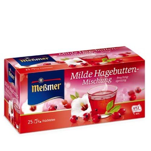 Meßmer Milde Hagebutte 25er (75g)