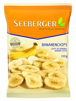 Seeberger Bananenchips (150g)