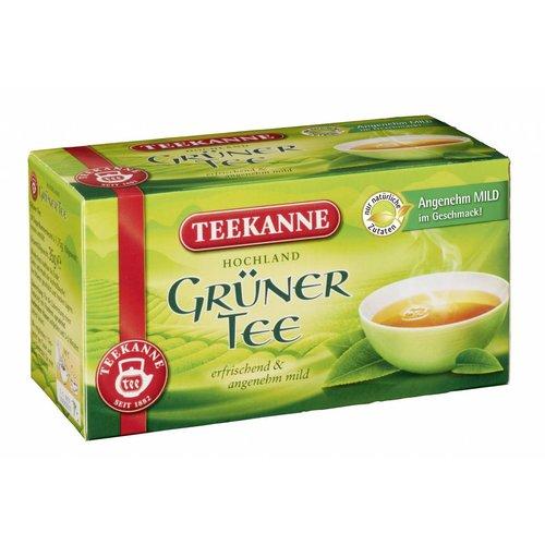 Teekanne Grüner Tee 20er (35g)