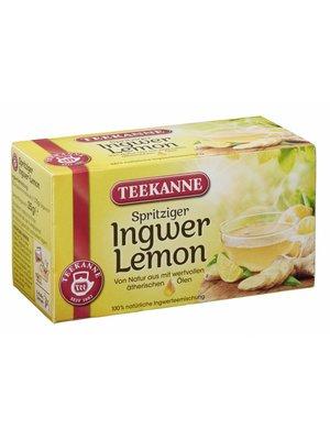 Teekanne Ingwer-Lemon 20er (35g)