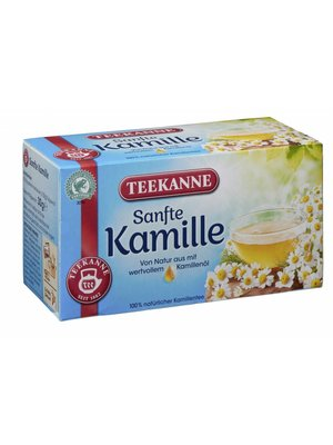 Teekanne Kamille 20er (30g)