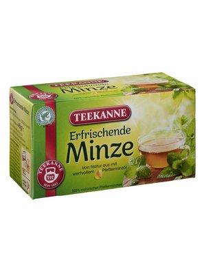 Teekanne Minze 20er (50g)