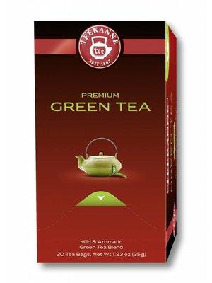 Teekanne Premium Grüner Tee 20er (35g)