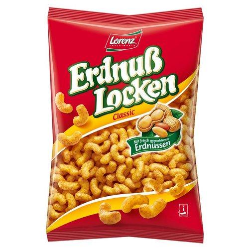 Lorenz Erdnuss-Locken (200g)