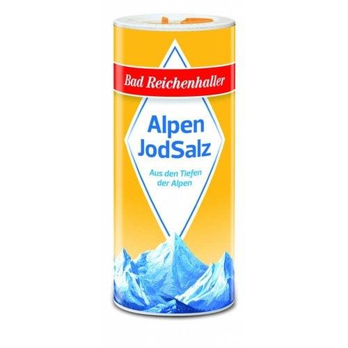 Bad Reichenhaller Jodsalz Dose (500g)