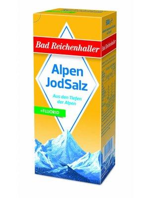 Bad Reichenhaller Jodsalz mit Fluorid (500g)