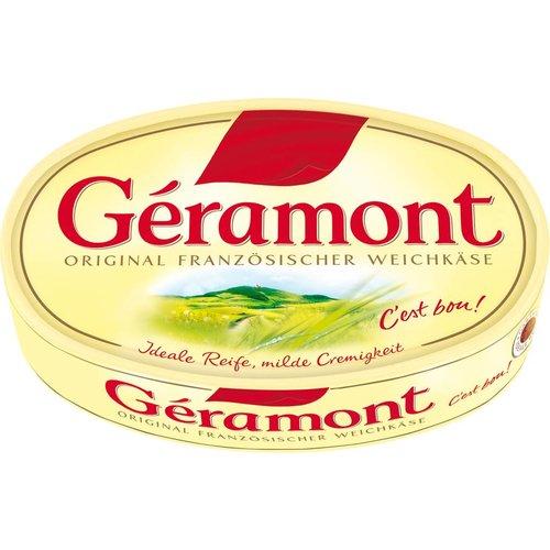 Geramont original französischer Weichkäse (200g)