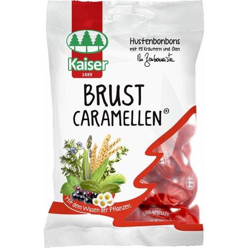 Kaiser Brustcaramellen (100g)