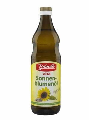 Brändle Sonnenblumenöl (750ml)