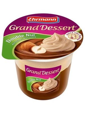Ehrmann Grand Dessert Db. Nut (190g)