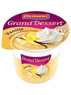Ehrmann Grand Dessert Vanille (190g)