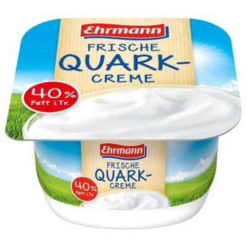 Ehrmann Frischer Quark 40% (250g)