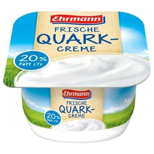 Ehrmann Frischer Quark 20% (250g)