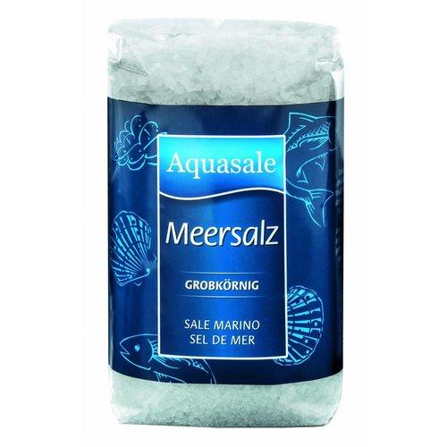 Aquasale Meersalz grobkörnig (1kg)
