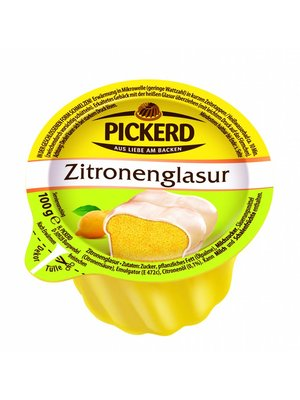 Pickerd Zitronenglasur (100g)