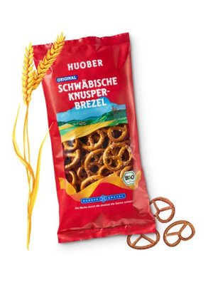 Huober Schwäbische Knusperbrezel (175g)