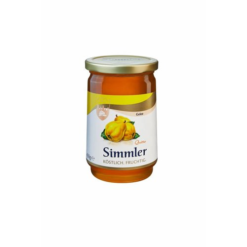 Simmler Quitten-Gelee (450g)