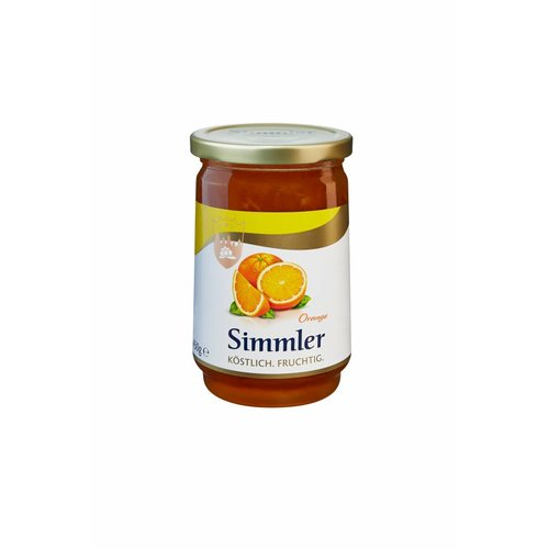 Simmler Orangen - Marmelade (450g)