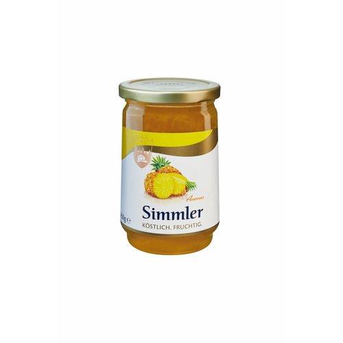 Simmler Konfitüre Ananas (450g)