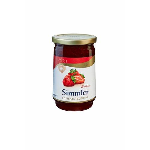 Simmler Konfitüre Erdbeere (450g)