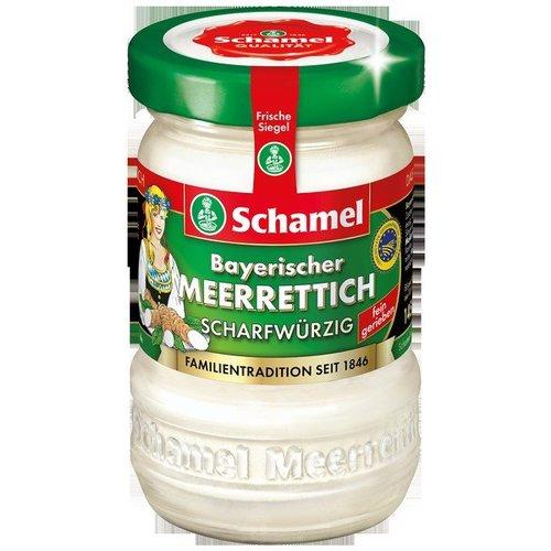 Schamel Meerrettich scharfwürzig (145g)
