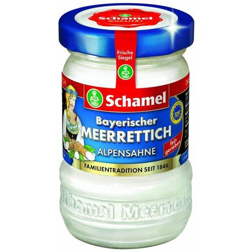 Schamel Meerrettich Alpensahne (135g)