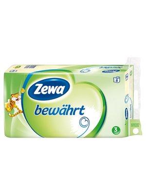 Zewa Toilettenpapier 3-lagig (8 x 150 Blatt)