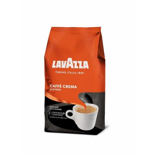 Lavazza Caffé Crema Gustoso ganze Bohnen (1kg)