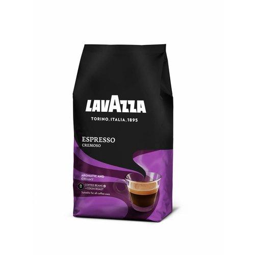 Lavazza Espresso Cremoso ganze Bohnen (1kg)
