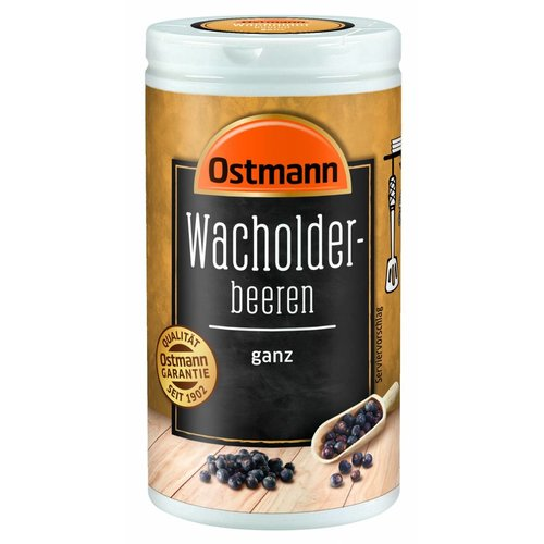 Ostmann Wacholderbeeren (20g)