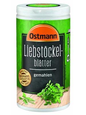 Ostmann Liebstöckelblätter gemahlen (25g)